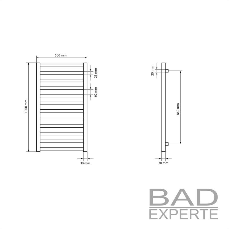 designheizk rper handtuchw rmer handtuchtrockner radiator heizk rper ebay. Black Bedroom Furniture Sets. Home Design Ideas