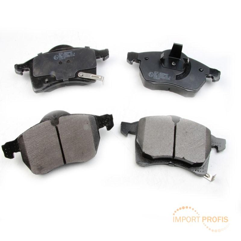 bremsscheiben bremsbel ge bremsen set kit vorne hinten. Black Bedroom Furniture Sets. Home Design Ideas