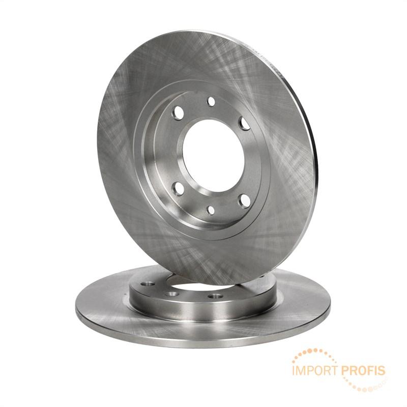 bremsscheiben 247mm bremsbel ge bremskl tze hinten. Black Bedroom Furniture Sets. Home Design Ideas