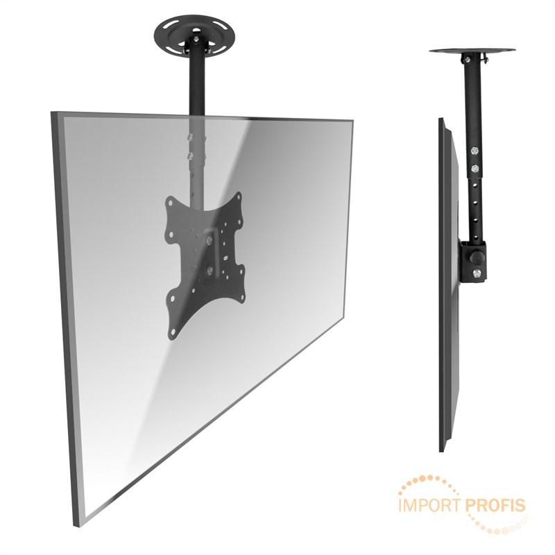 fernseher deckenhalterung tv klappbar neigbar schwenkbar lcd wandhalter ebay. Black Bedroom Furniture Sets. Home Design Ideas