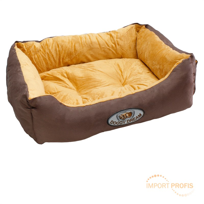 hundebett hundekissen gr e m katzenbett tier schlafplatz katze doggy dream ebay. Black Bedroom Furniture Sets. Home Design Ideas