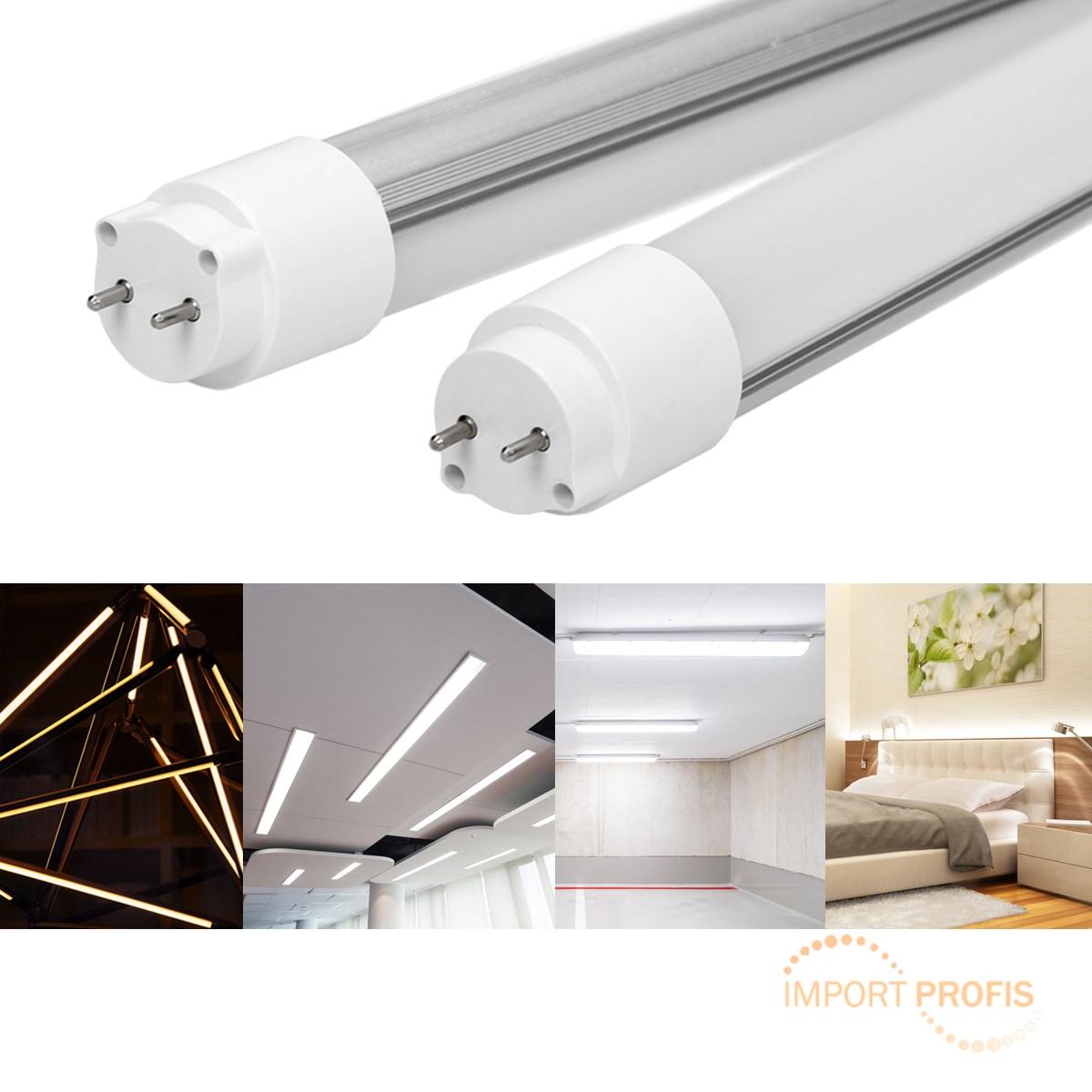 120 cm t8 g13 20 watt led smd r hre tube leuchtstoffr hre lampe rohrenlampe ebay. Black Bedroom Furniture Sets. Home Design Ideas
