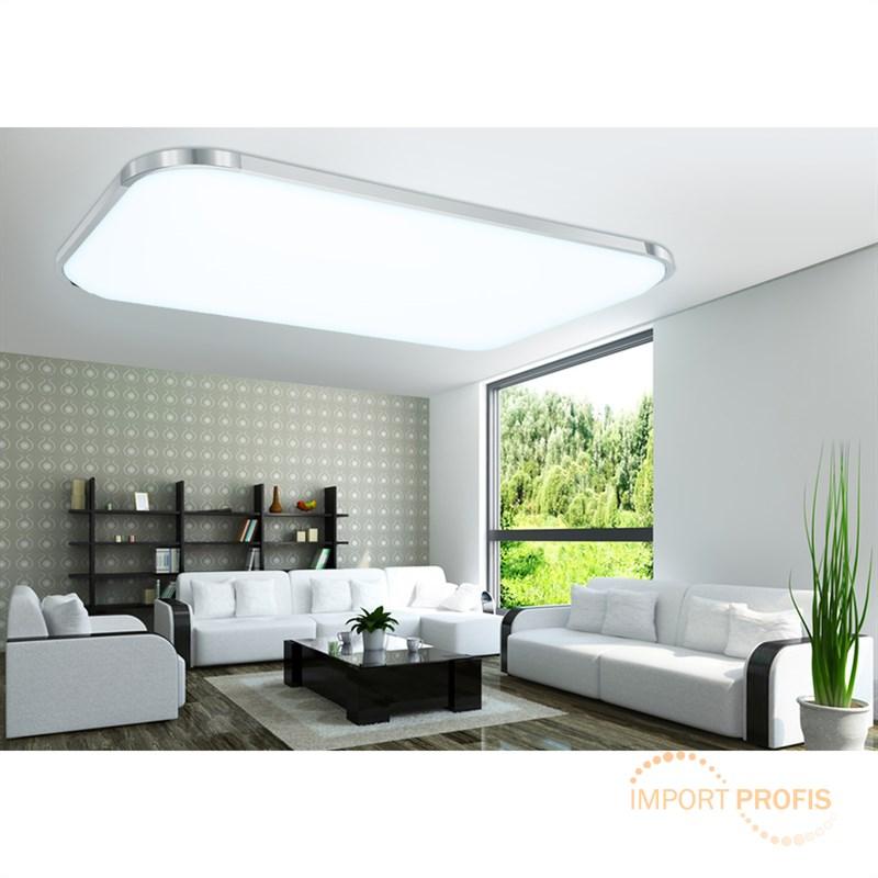 led deckenleuchte aufbau panel badleuchte k che deckenlampe dimmbar flurleuchte ebay. Black Bedroom Furniture Sets. Home Design Ideas