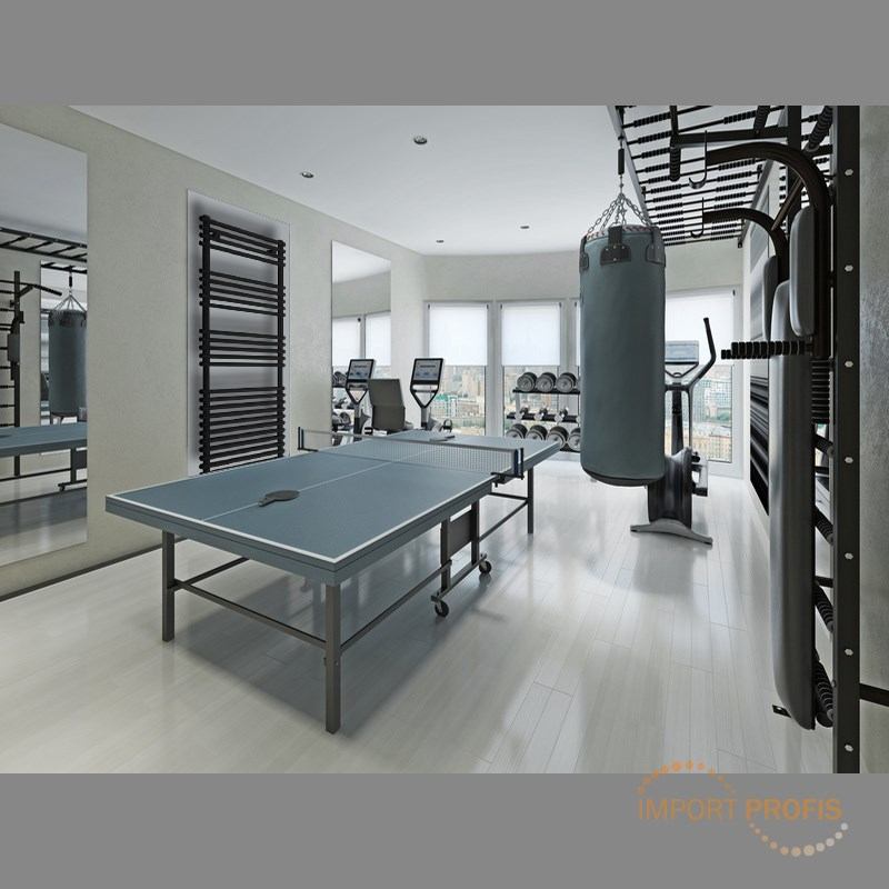 400 x 800mm punto designheizk rper badheizk rper elektrisch heizk rper schwarz 4056682185432 ebay. Black Bedroom Furniture Sets. Home Design Ideas