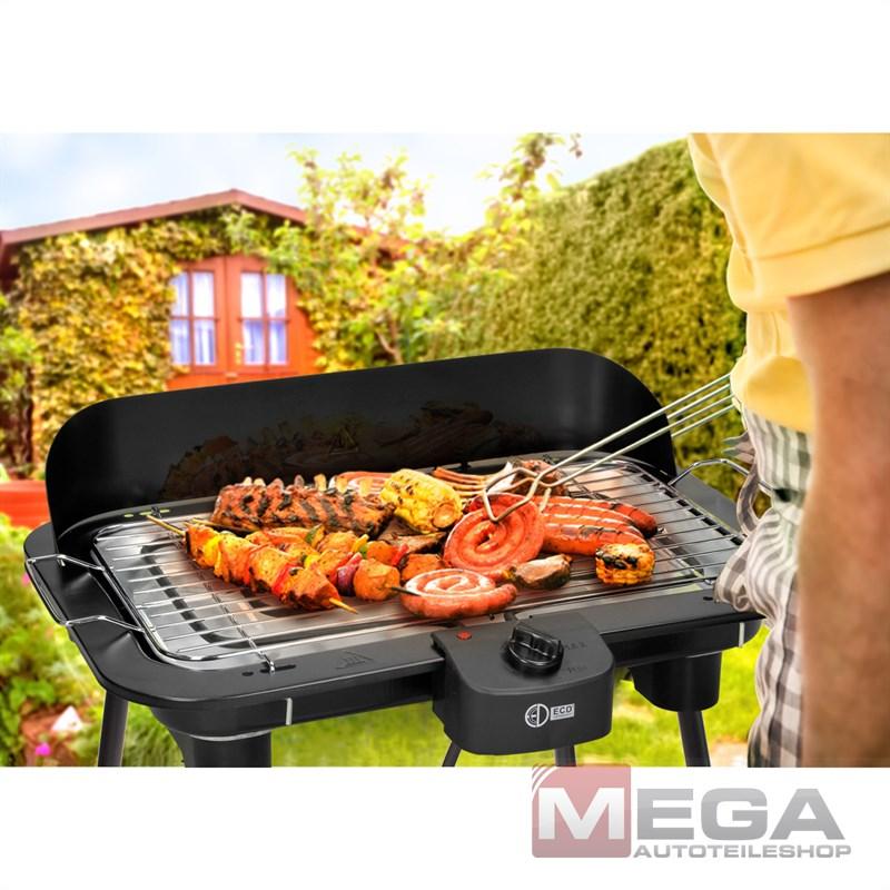 elektrogrill grill bbq standgrill barbecue tischgrill. Black Bedroom Furniture Sets. Home Design Ideas
