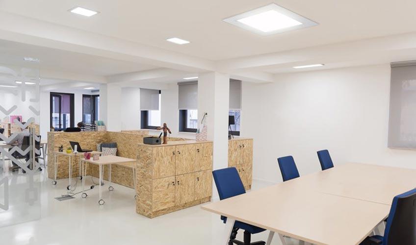LED-Einbaupanel
