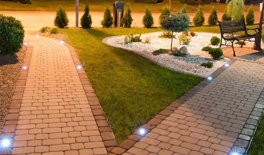 LED-Gartenleuchten