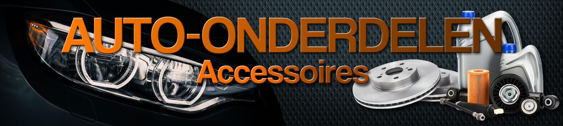 Auto-onderdelen en accessoires