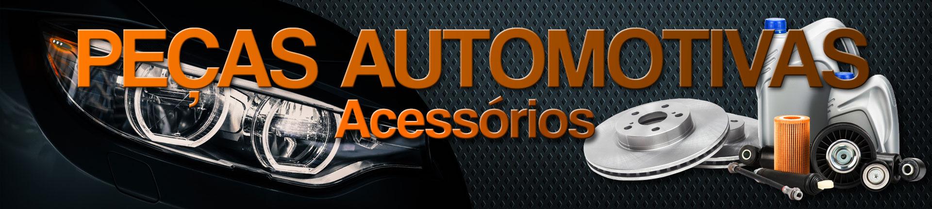 Peças e acessórios para automóveis